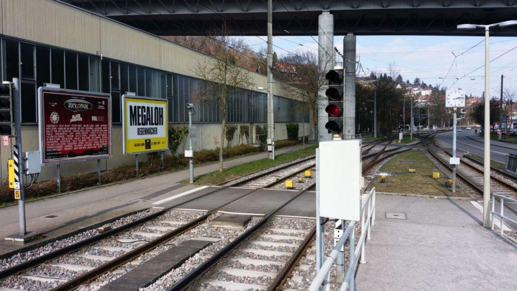 Böblinger Str 278 re/Burgstallstr