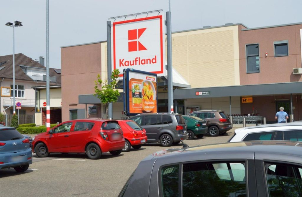 Bühlertalstr. 71 Kaufland Einf.