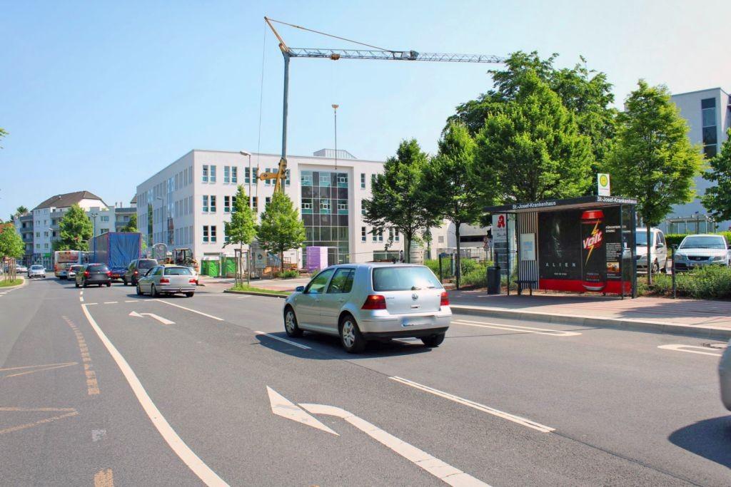 Xantener Str  40/Hst St-Josef-Krankenhaus ew