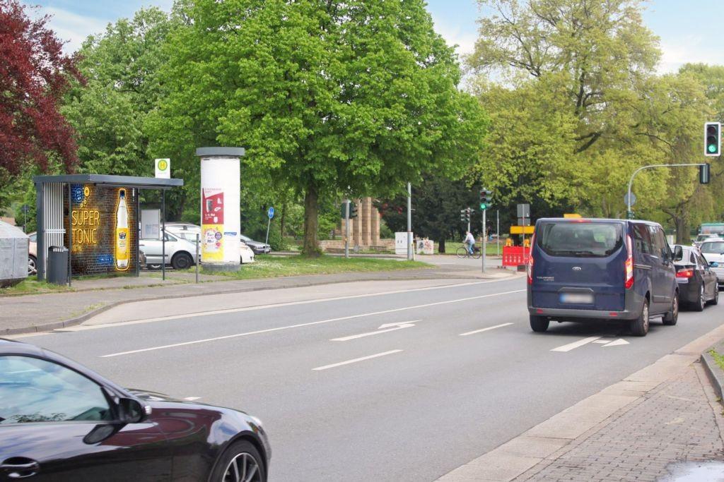 Bismarckstr  39 gg/Römerstr/Hst Bismarckstr