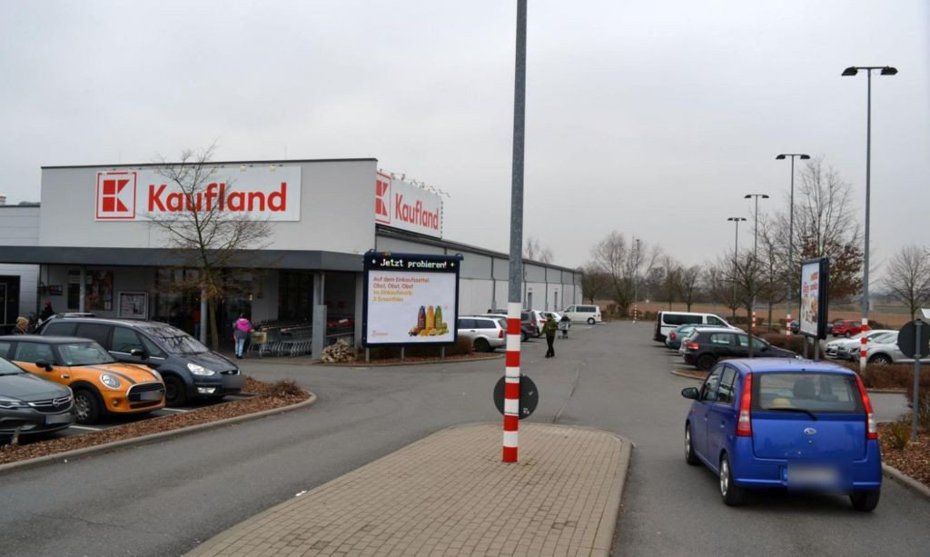 Rothenburger Str. 19 Kaufland Einf.