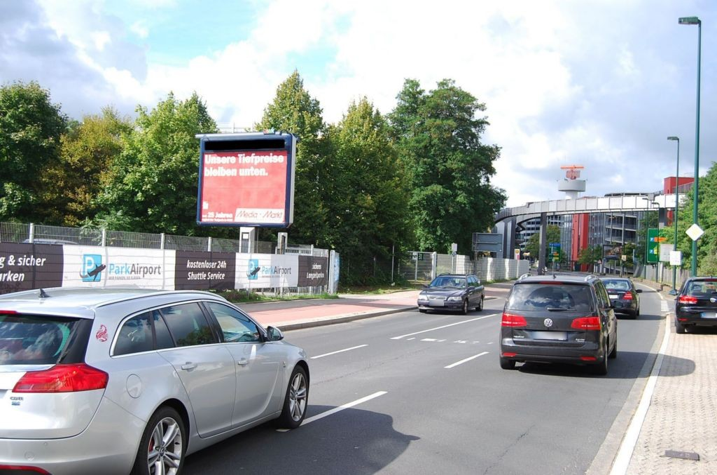 Kieshecker Weg 178 ew Flughafen-Zufahrt
