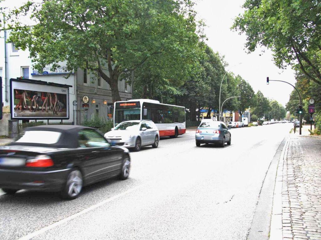 Bramfelder Chaussee  78 (B 434)/Hst Bauernrosenweg