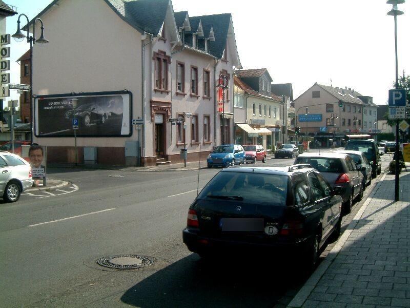 Aschaffenburger Str 19/Philipp-Reis-Str