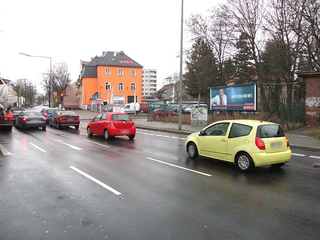 Johannisthaler Chaussee 430 li/Heideläufer Weg