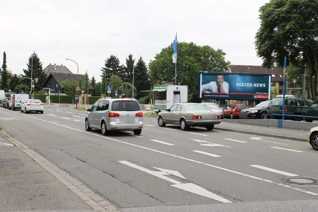 Ilvesheimer Str 14 aw (K 9753)/Odenwaldstr