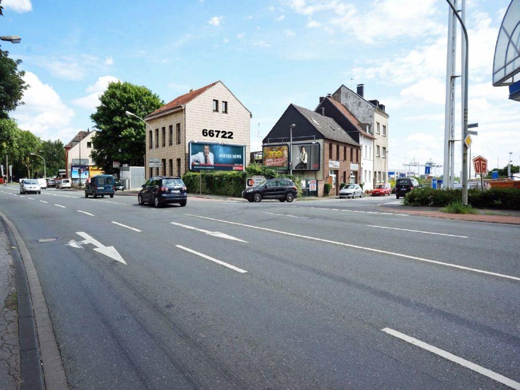 Hafenstr  43/Alte Duisburger Str