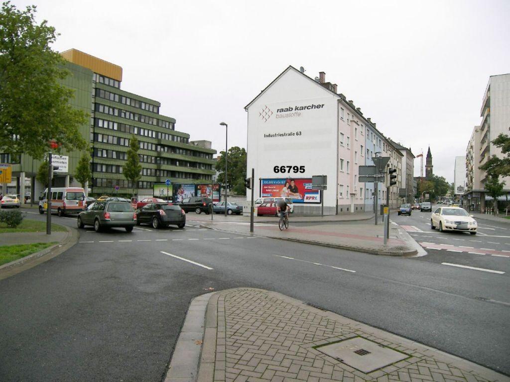 Heinigstr 15 gg (K 8)/Wredestr 28c