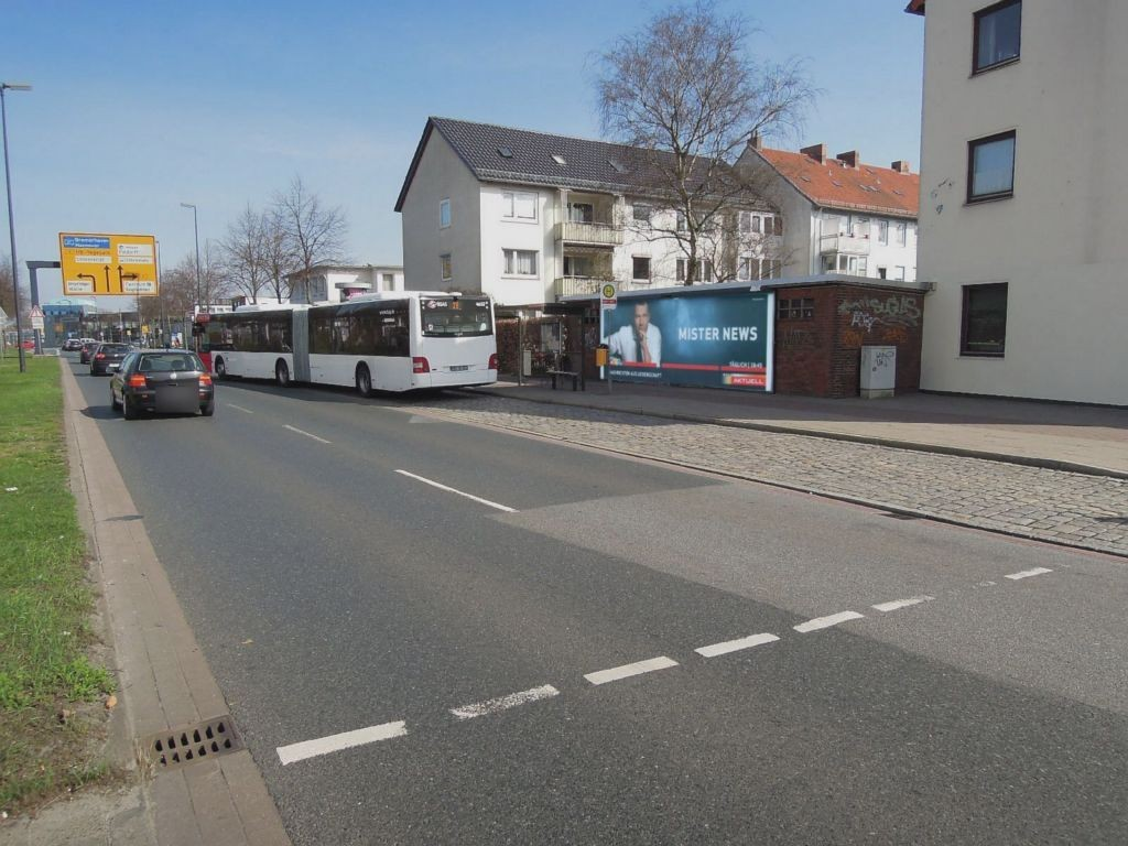 Hansestr/Landwehrstr 121