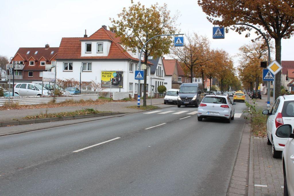Oldenburger Str 113/Franz-Schubert-Str