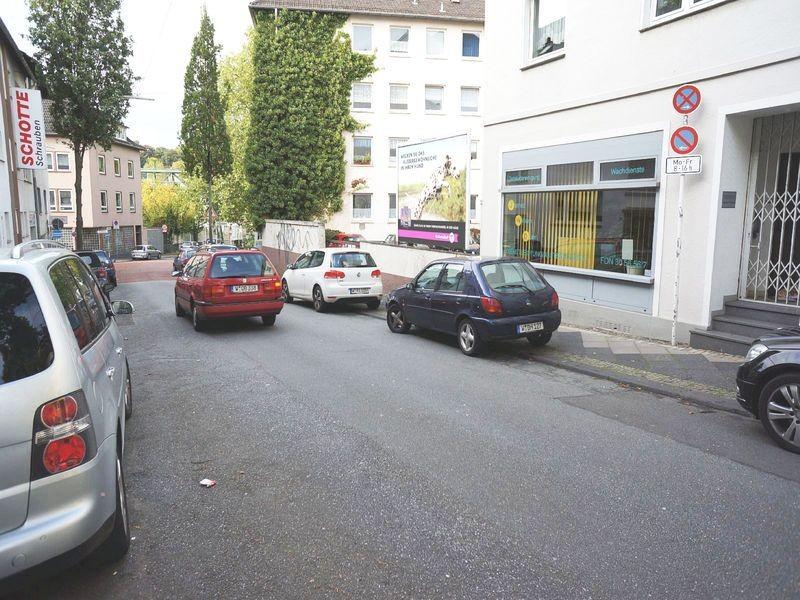 Alsenstr  13 li/Gravelottestr