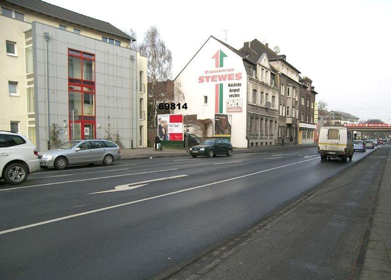 Hünxer Str  41 quer/Karl-Heinz-Klingen-Str