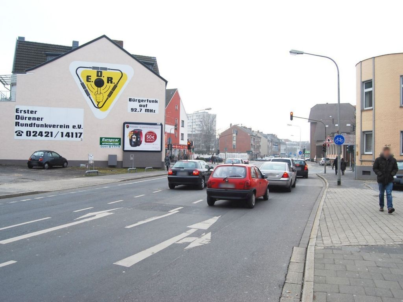 Arnoldsweiler Str  30 re/Kreuzstr nh