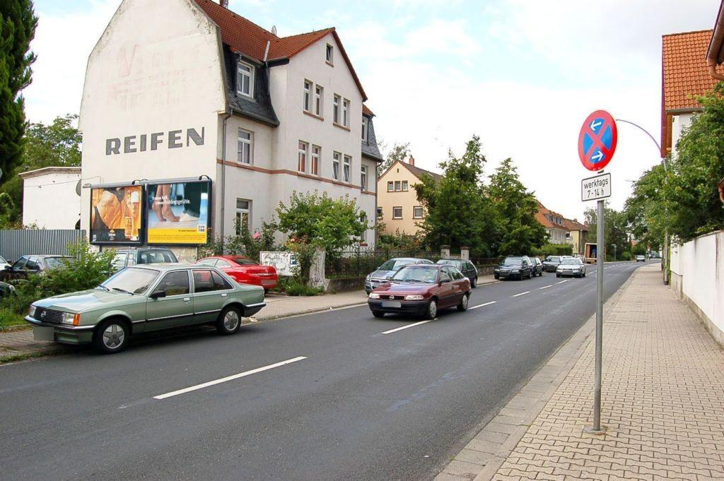 Mainzer Str  64/Karlstr