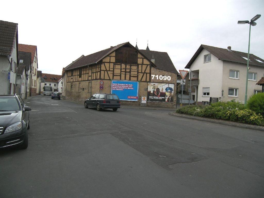 Friedberger Str   3/Bachgasse