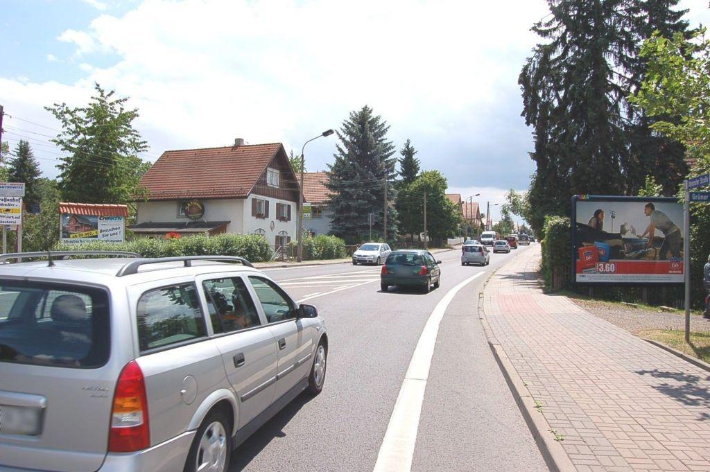Ohrdrufer Str   2 (B 247)/Grüner Weg