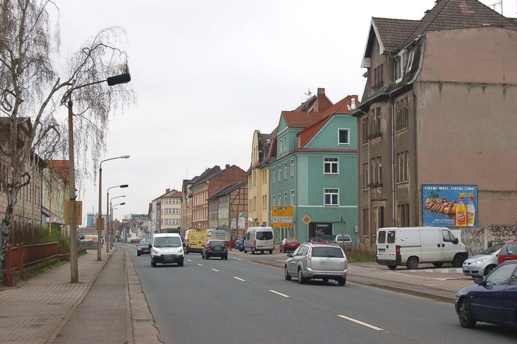 Freiherr-vom-Stein-Str (B 80)/Spangenbergstr 21