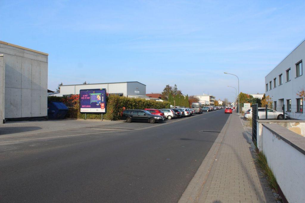 Odenwaldstr  67/Max-Planck-Str