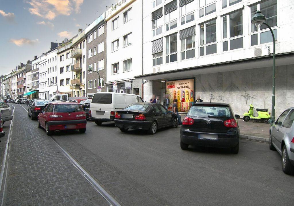 Kaiserwerther Str li/Nordstr 44