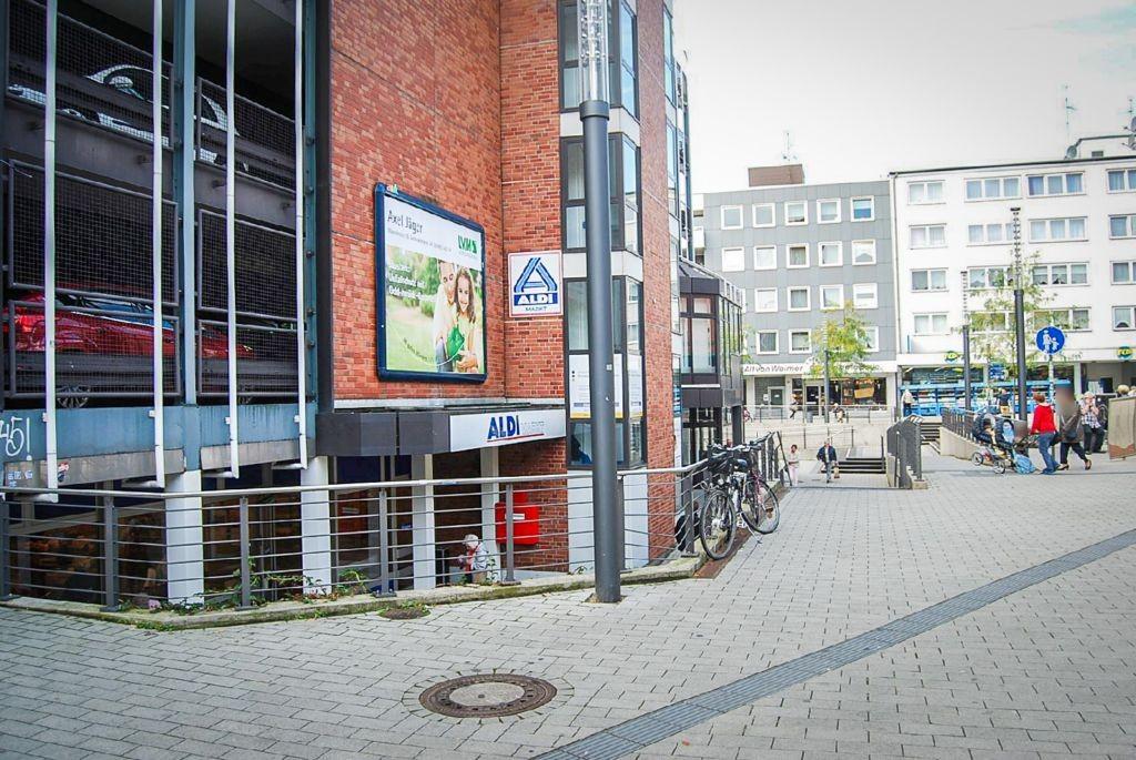 Klosterstr/Ahstr 9 Fußgängerzone