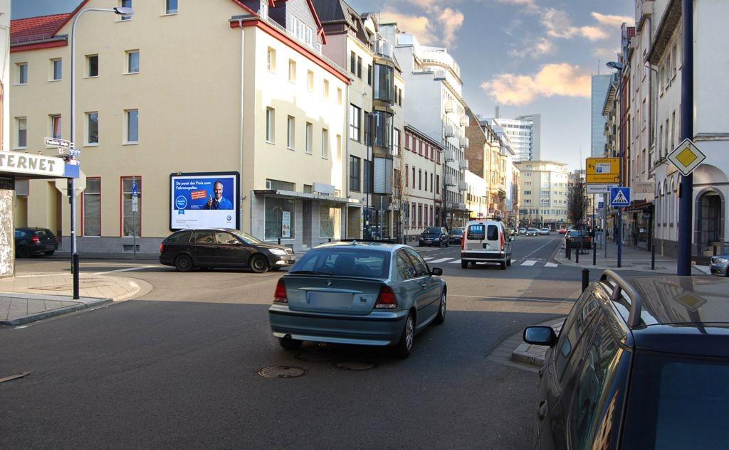 Luisenstr  71-73/Frankfurter Str