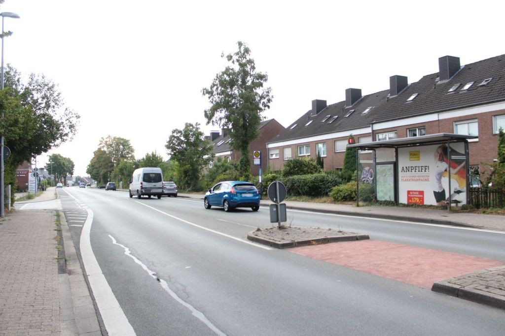 Coesfelder Str/Danzigerstr gg/Hst Nordmann ew