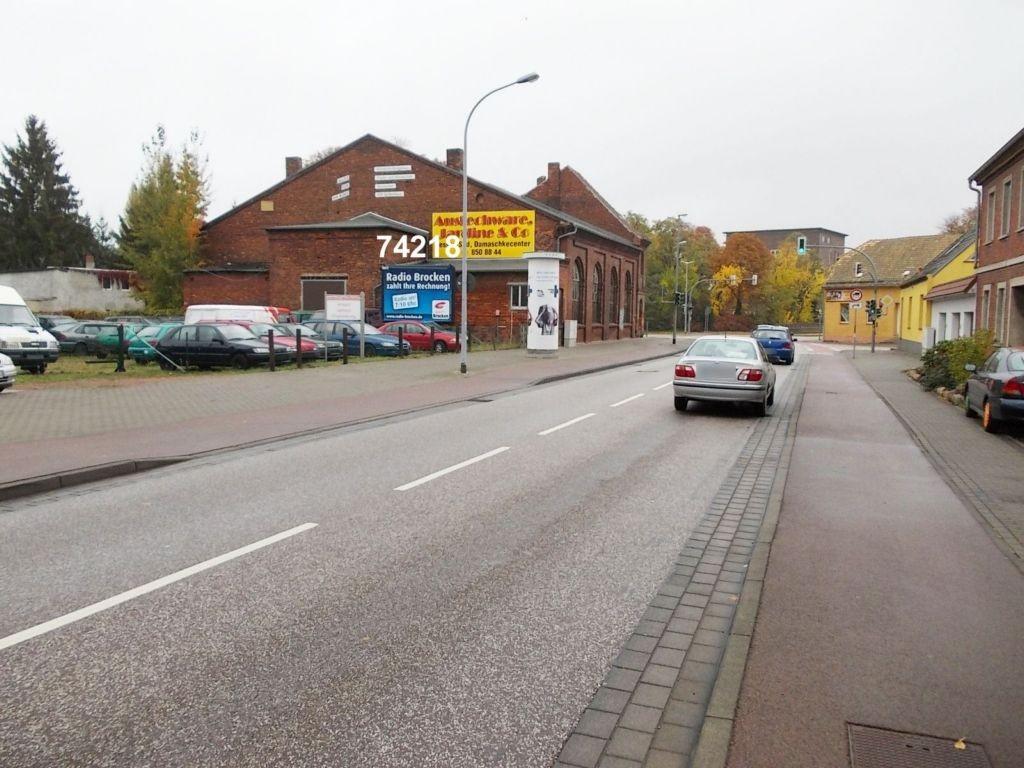 Köthener Str (B 185)/Hünefeldstr   1