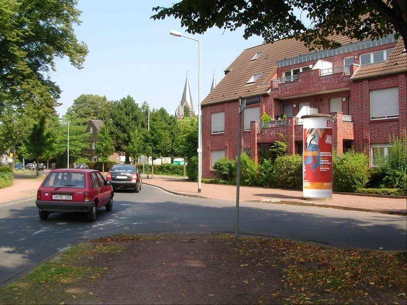 Windmühlenweg   1 li/Sassenfelder Str