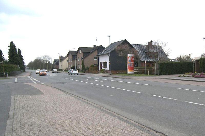 Dinslakener Str 116 li/Schwanenstr gg
