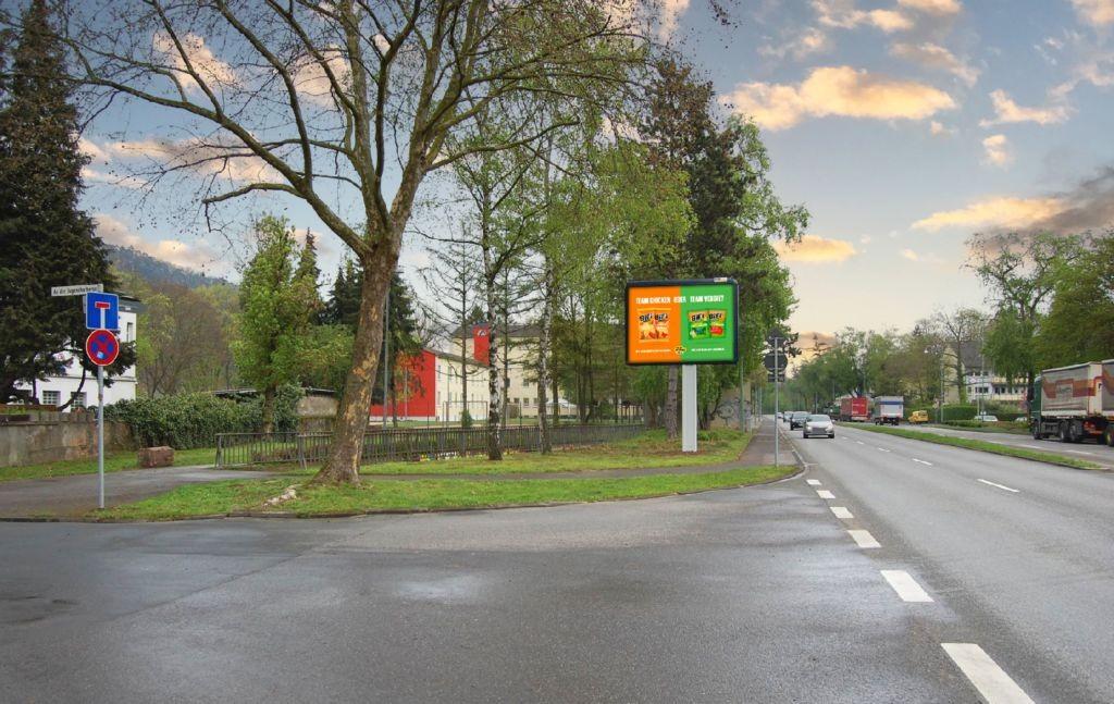 Ascoli-Piceno-Str aw (B 49)/An der Jugendherberge