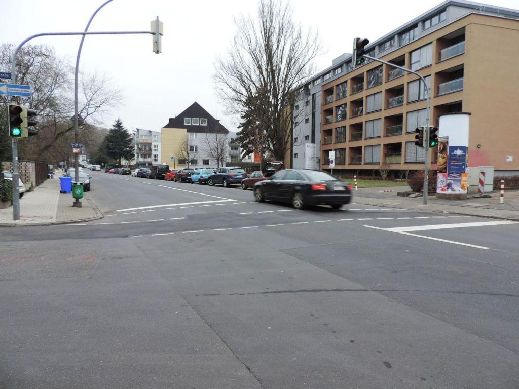 Mainzer Str  54-56 re/Johannes-Müller-Str