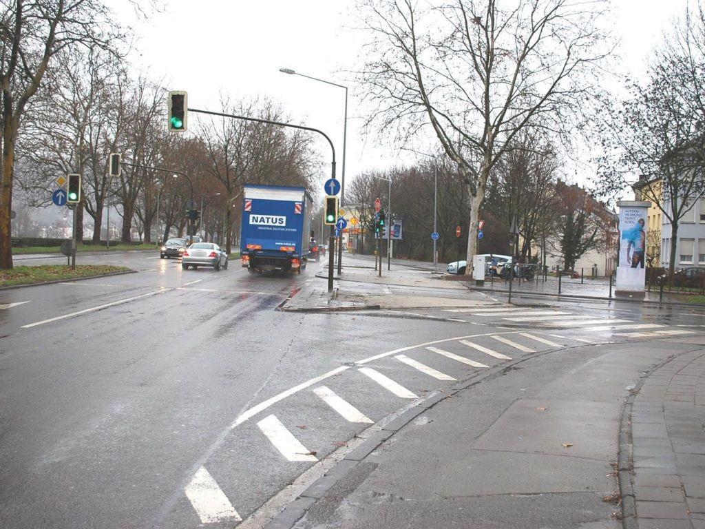 Hohenzollernstr/St-Barbara-Ufer (B 51)