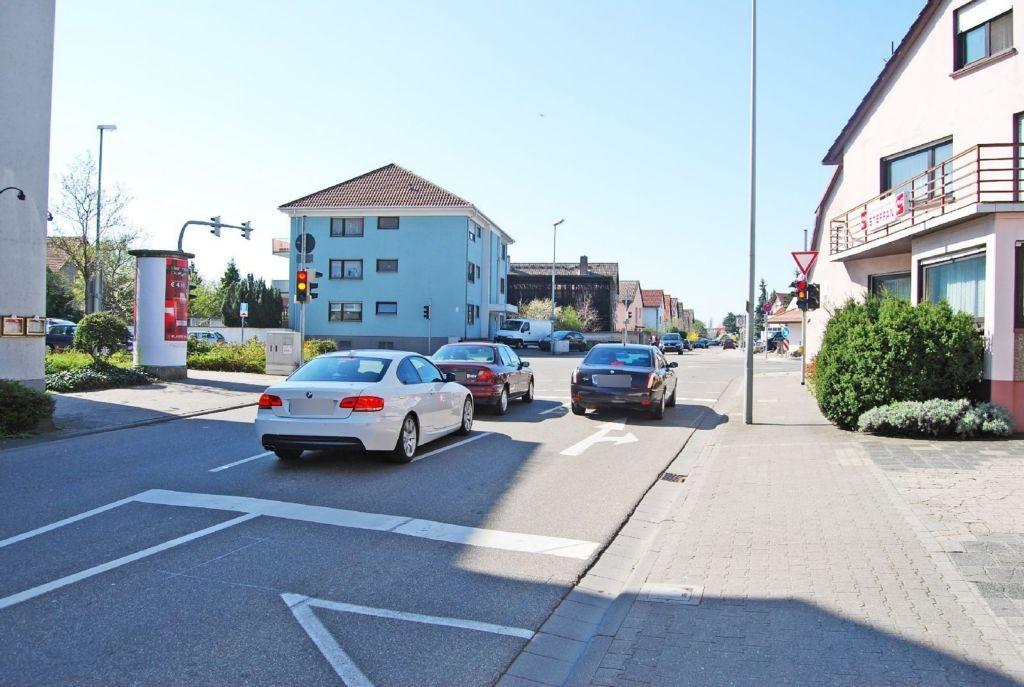 Wormser Str   8 gg (B 44)/Wilhelmstr