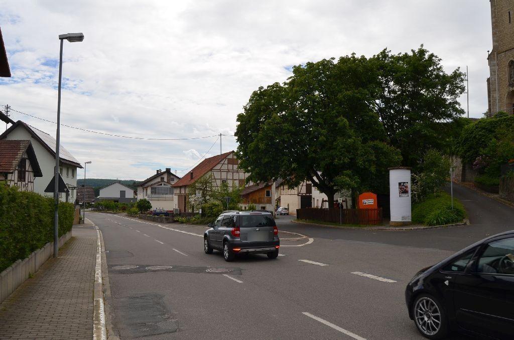 Talwiesenstr/Planken