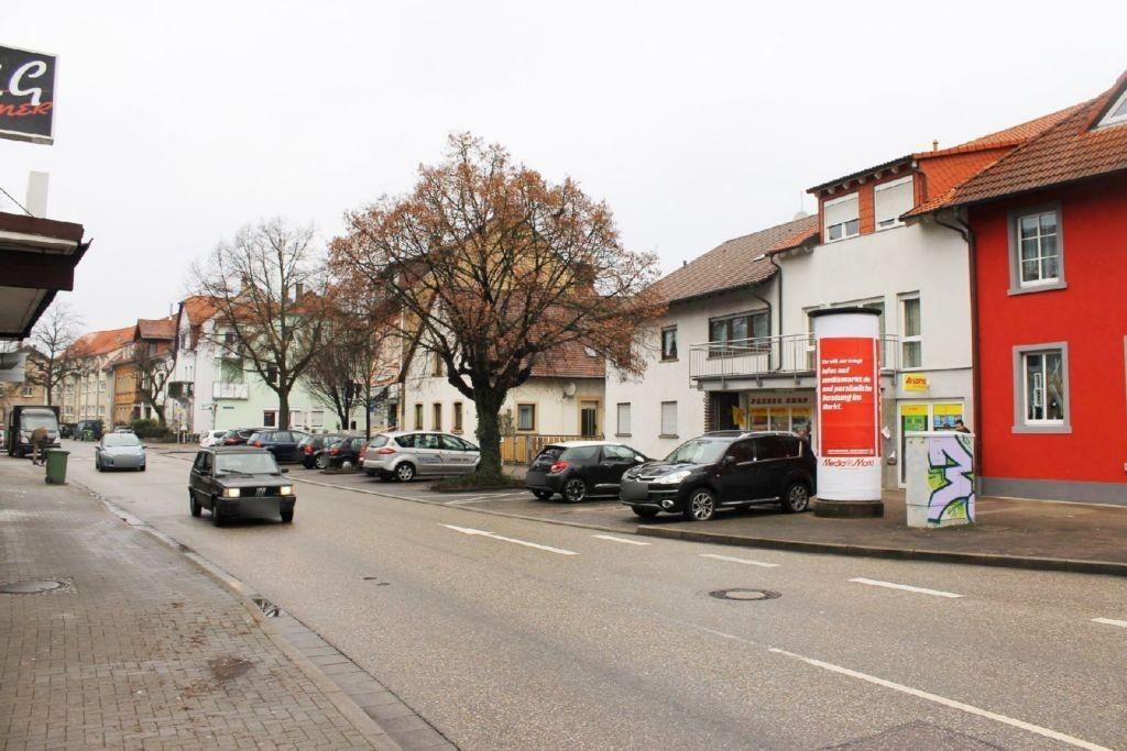 Büchenauer Str/Bruchsaler Str