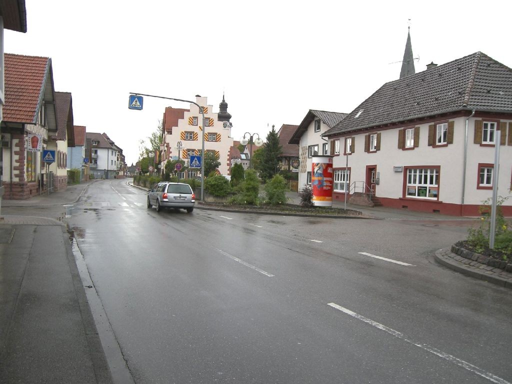 Friesenheimer Hauptstr/Weinbergstr