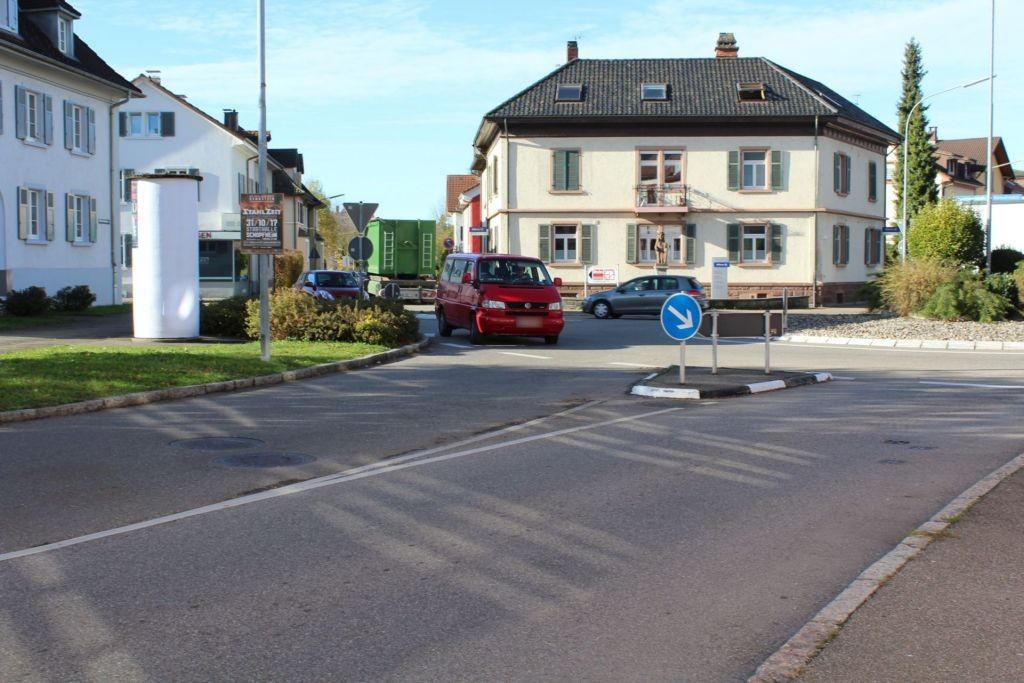 Schwarzwaldstr  70 li/Wehrer Str