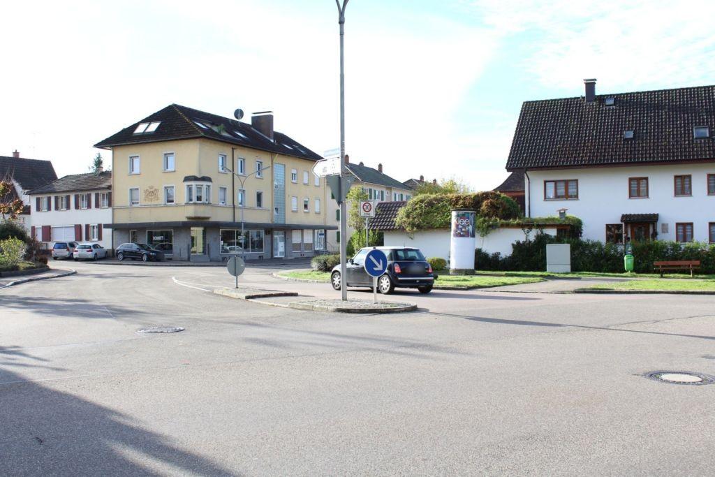 Feldbergstr  45 re/Hauptstr