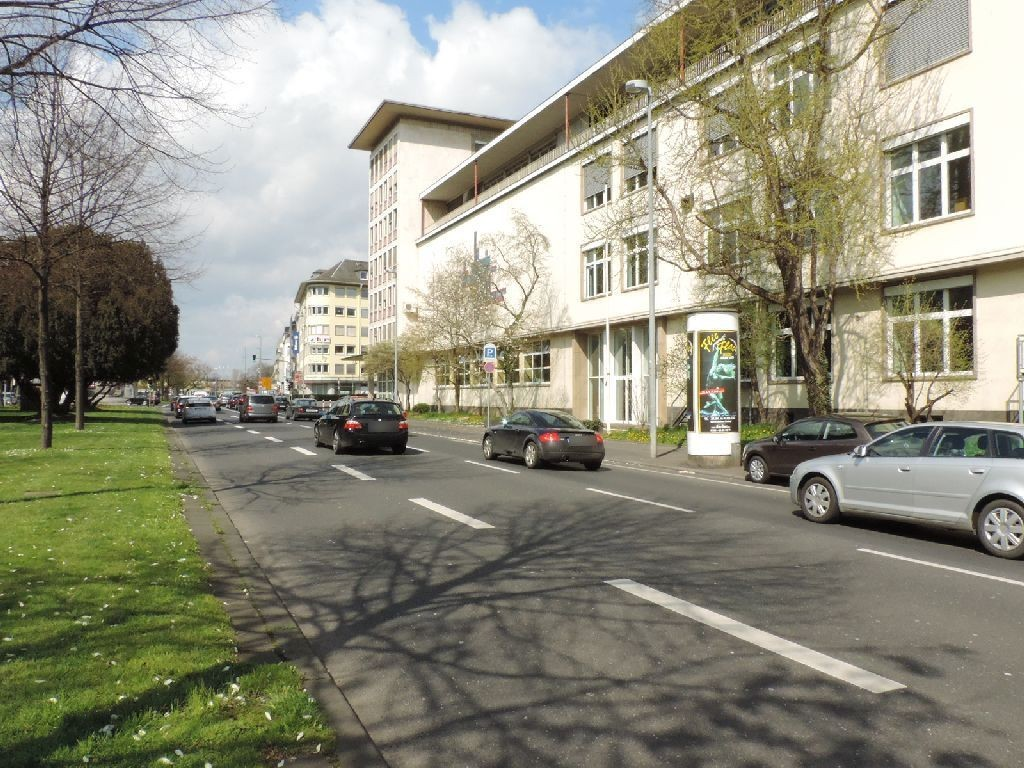 Friedrich-Ebert-Ring  26 (B 49)/Casinostr nh/Gymnasium