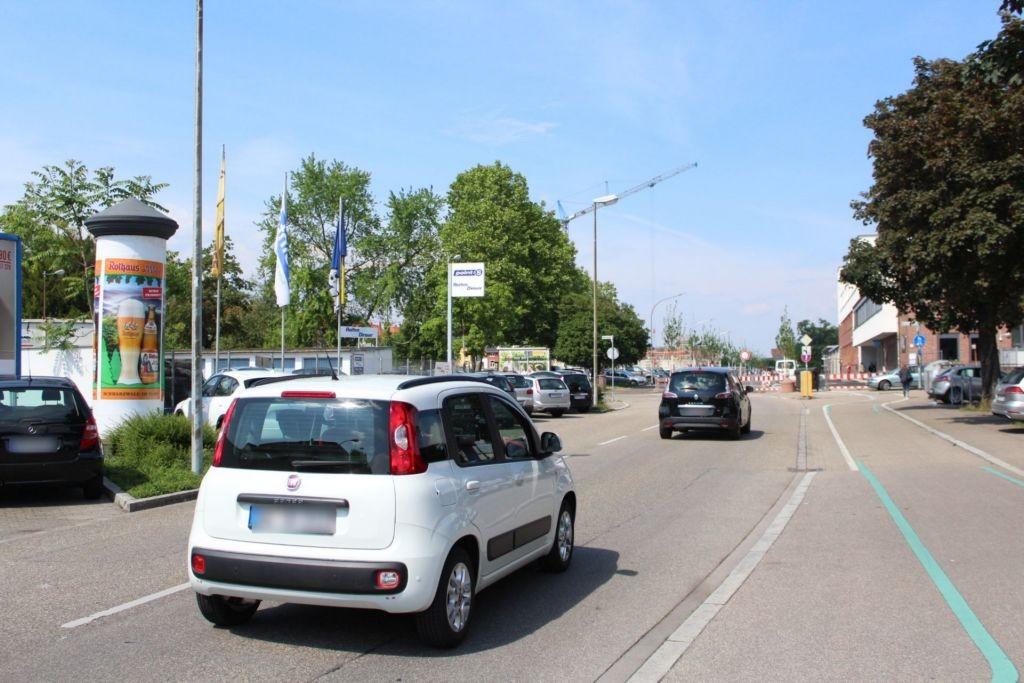 Hauptstr Bhf gg/Rheinstr nh