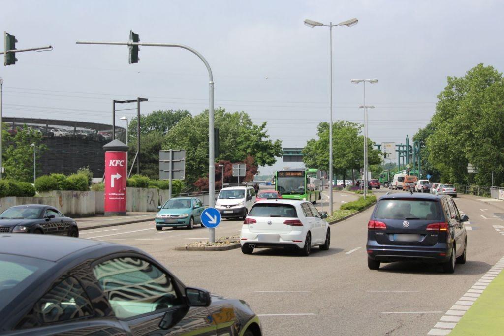 Hauptstr Burda gg/Kronenstr nh