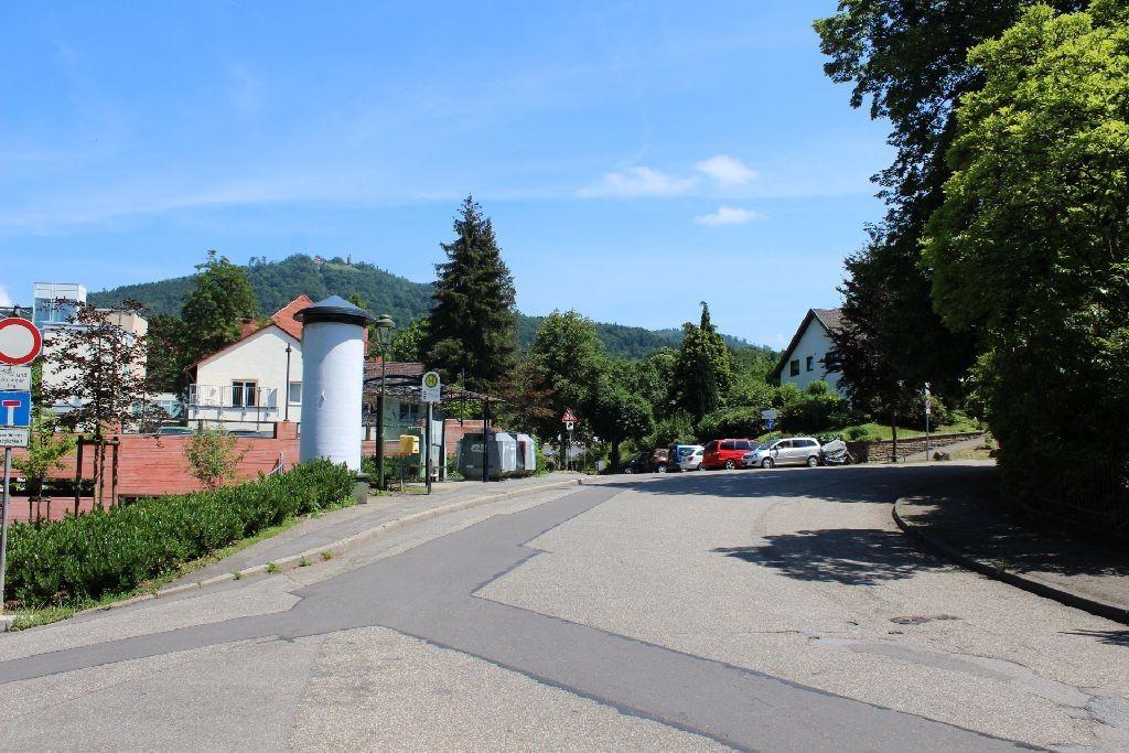 Bernhardstr/Meisenkopfstr