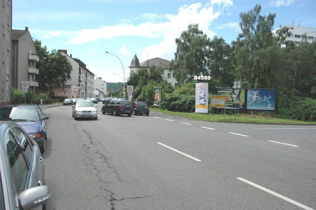 Koblenzer Str 176 gg/Kurt-Schumacher-Brücke (B 416)