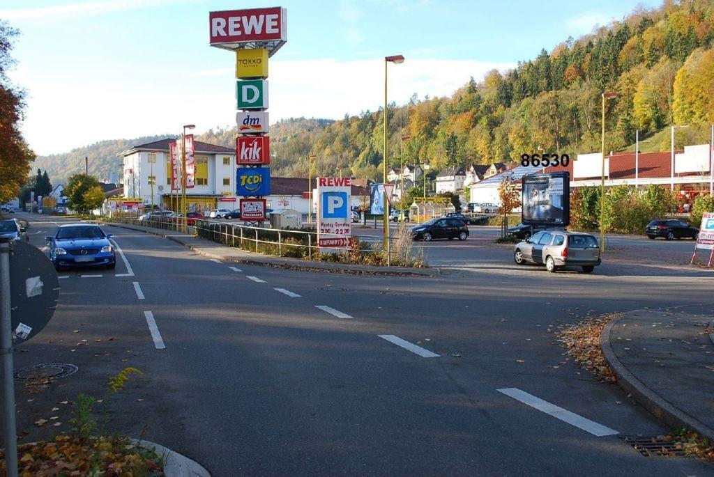 Neckarstr. 15 Rewe Frankenbach Einf.