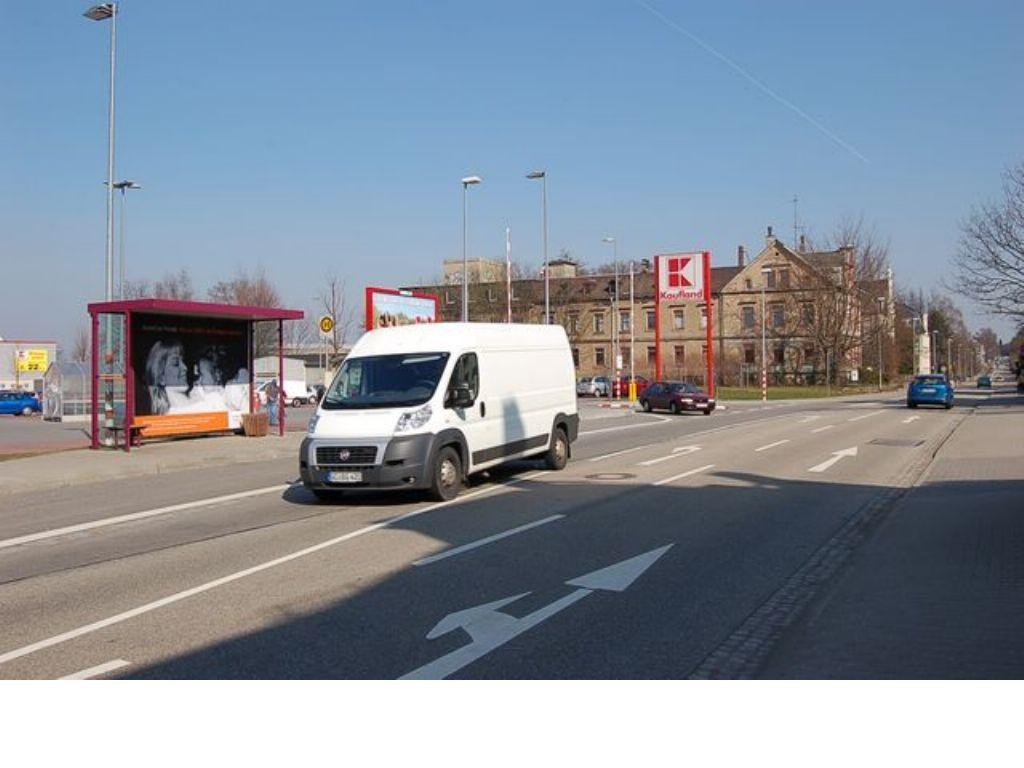 Mittweidaer Str/Kaufland/Hst Mittweidaer Str