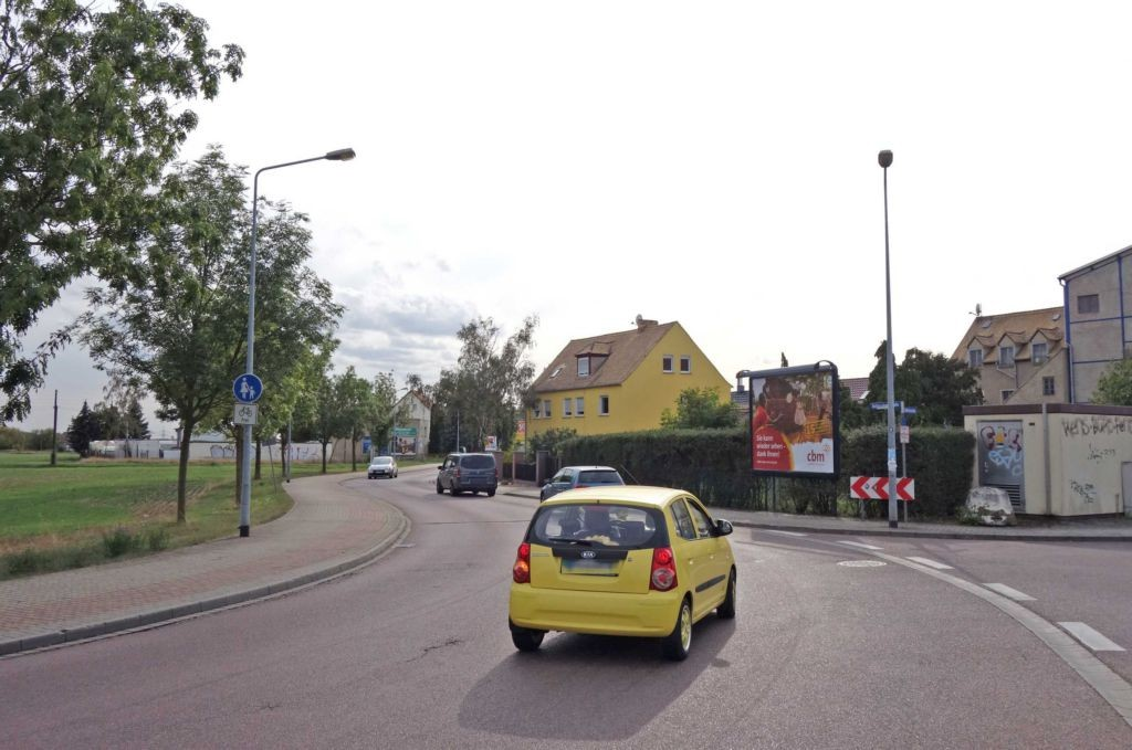 Delitzscher Str 303/Klingenthaler Str
