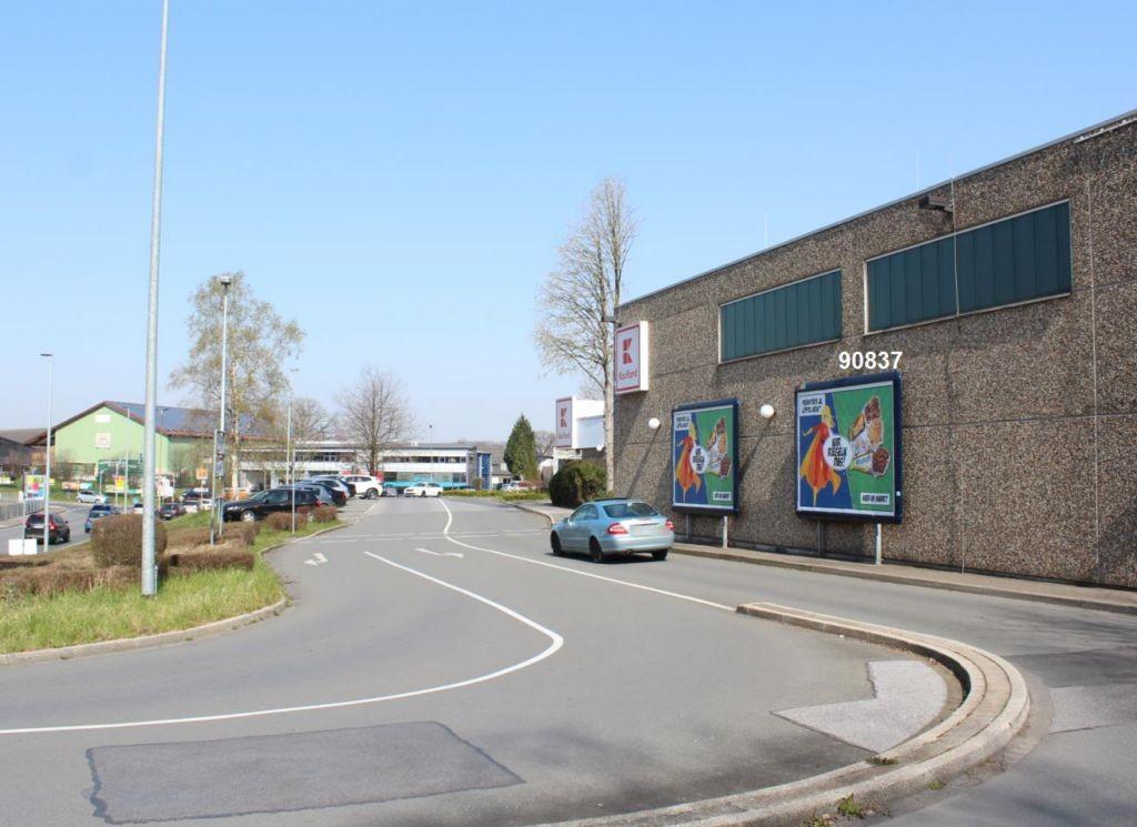 Holzener Str. 1-13 Kaufland Einf.