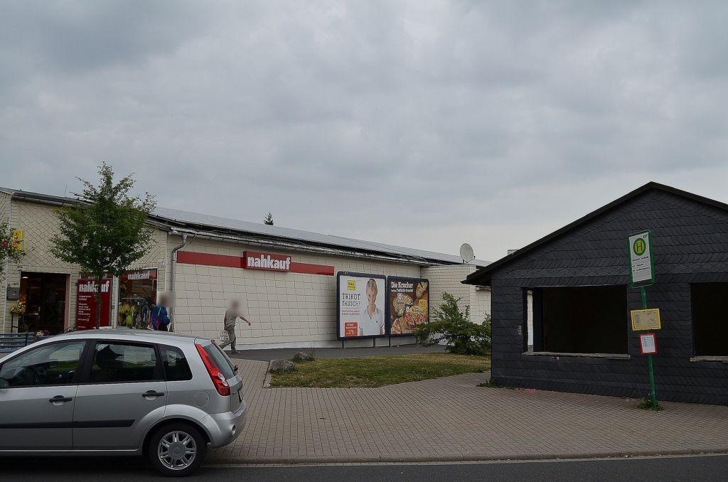 Ehringshäuser Str. 2 Nahkauf Menzel Eing.