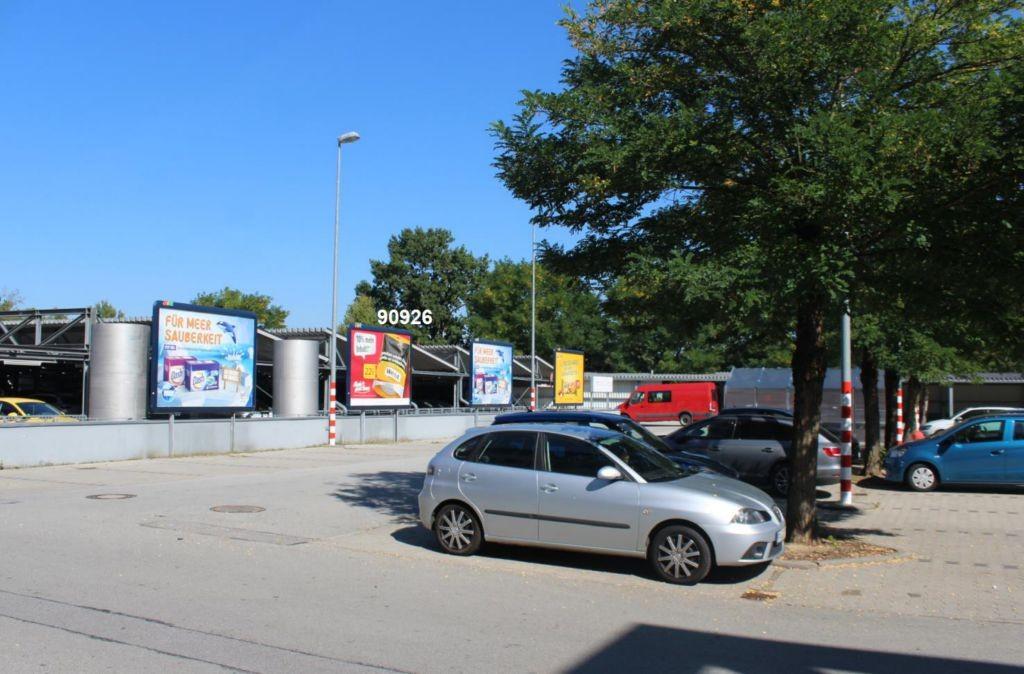Neuburger Str. 128 Kaufland Einf.