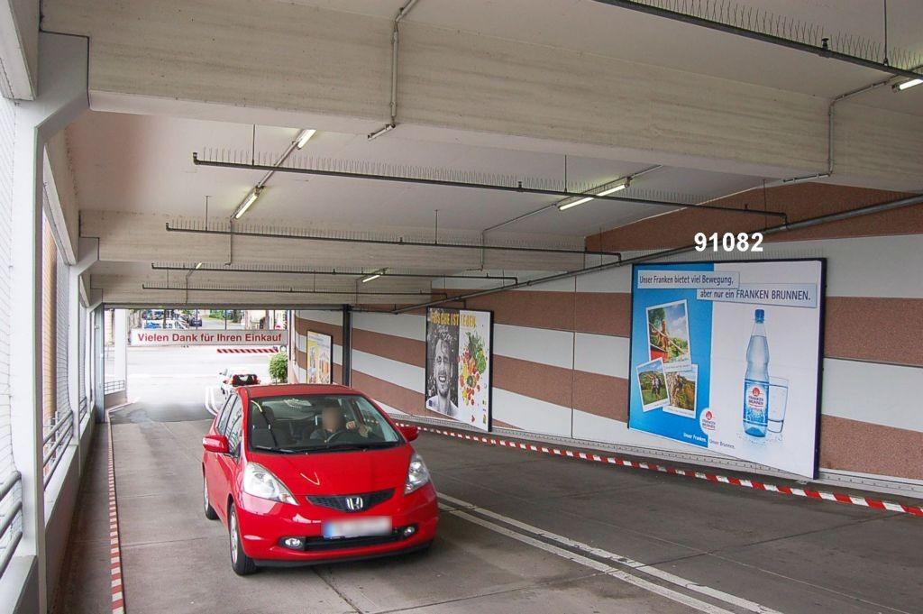 Dianaplatz 23-25 Kaufland Einf.